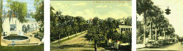 Historic picture of Magnolia Ave.