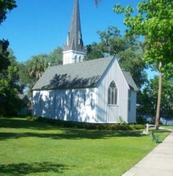 Historic Episcopal Church