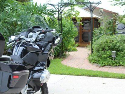 Motorcycle Tourist