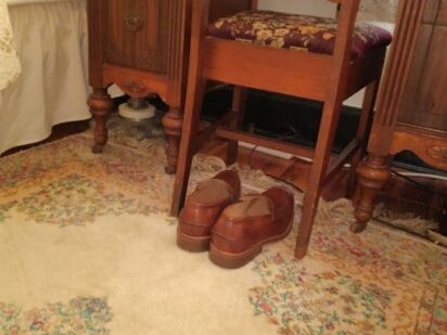 Forgotten Shoes
