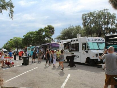 Food Truck Friday in Green Cove Springs, FL