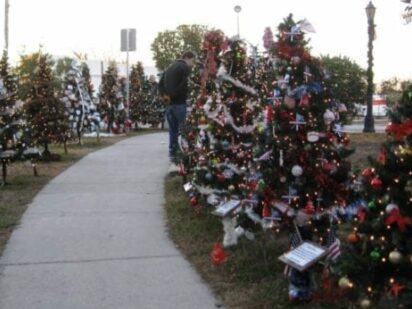 Parade of Trees