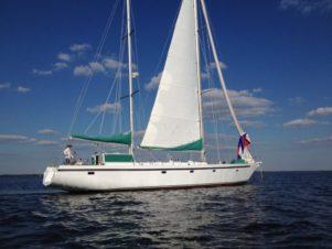 64 ft. Sailboat